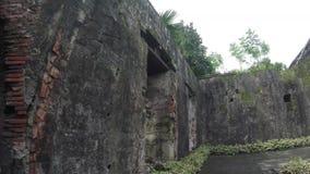 xvi wiek miasta Intramuros izolujący szczątki i relikwie zdjęcie wideo