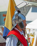 XVII century reenactment Royalty Free Stock Photo
