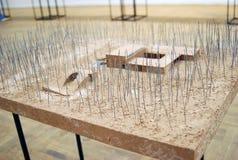 XVII International Bienal da arquitetura Imagem de Stock Royalty Free