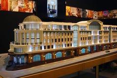 XVII International Bienal da arquitetura Imagens de Stock Royalty Free