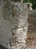 Руины былой эры плантаций и рабства от XVIII века стоковые изображения rf