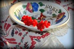 XVIII secolo del piatto immagini stock