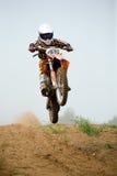 XX International motocross in Vladimir Stock Photo
