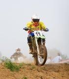 XX International motocross in Vladimir Stock Photos
