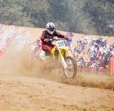 XX International motocross in Vladimir Stock Image