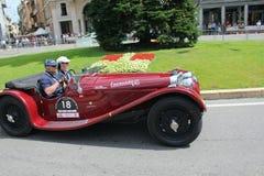 XXI edition of the race Varese Stock Photos