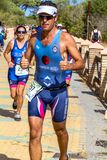 XXI Triathlon Herbalife Villa de Rota lizenzfreie stockfotos