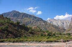 XXIV - Cajon Del Maipo, Chile - Fotografia Stock