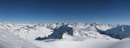 xxl горы Стоковое Фото