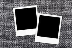 XXL -空白的照片框架 免版税图库摄影