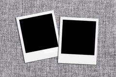 XXL -空白的照片框架 库存照片