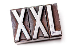 XXL Stock Fotografie
