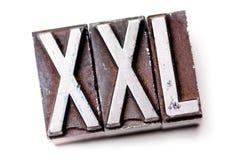 xxl Arkivbild