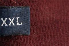 XXL Stock Image
