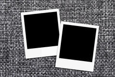 XXL - Blank Photo Frame. Royalty Free Stock Photography