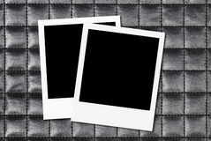 XXL - Blank Photo Frames. Royalty Free Stock Images