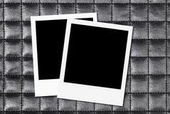 XXL - Cadres vides de photo Images libres de droits