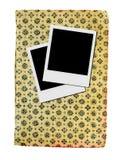 XXL - Marcos en blanco de la foto Imágenes de archivo libres de regalías
