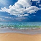 XXL seascape  Stock Photography