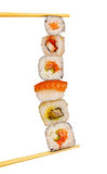 XXL Sushi Royalty Free Stock Image