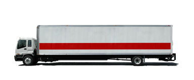 XXL Truck Royalty Free Stock Photography