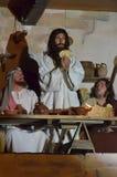 XXVIII Antignano Przez Crucis edizione Zdjęcie Stock