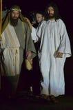 XXVIII edizione安蒂尼亚诺通过Crucis 库存照片
