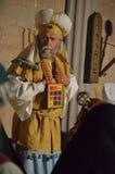 XXVIII edizione安蒂尼亚诺通过Crucis 免版税库存图片