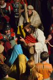 XXVIII edizione安蒂尼亚诺通过Crucis 免版税库存照片