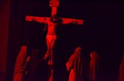 XXVIII edizione安蒂尼亚诺通过Crucis 免版税图库摄影