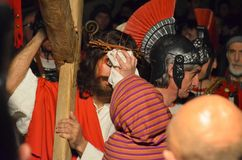 XXVIII edizione Antignano par l'intermédiaire de Crucis Photos stock
