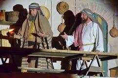 XXVIII edizione Antignano Via Crucis. Royalty Free Stock Photography