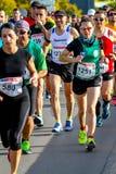 XXVIII Halbmarathon Bahia de Cadiz stockfotografie