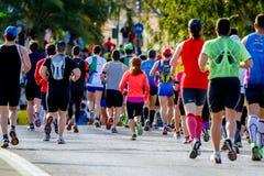 XXVIII Halbmarathon Bahia de Cadiz lizenzfreie stockfotografie