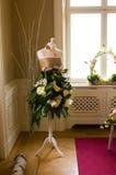 XXVIII kwiat i sztuka festiwal w Ksiaz kasztelu Zdjęcia Royalty Free