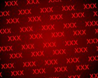 Xxx Imágenes de archivo libres de regalías