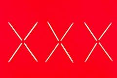 xxx Image stock