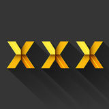 XXX Royalty Free Stock Photos