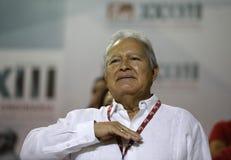 XXXIII Convención Nacional del FMLN Royalty Free Stock Photo