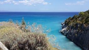 Xygia beach Stock Images