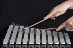 xylofon Arkivfoto