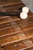 Xylofoon /2 Stock Fotografie