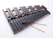 Xylofoon Royalty-vrije Stock Foto's