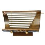 Xylohonpe musikinstrument arkivbilder