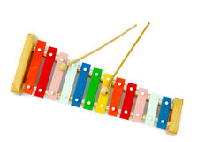 Xylophone Royalty Free Stock Photos