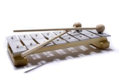 Xylophone. Royalty Free Stock Photos