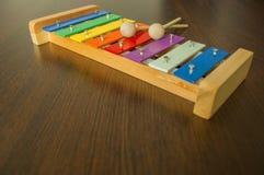 xylophone Στοκ φωτογραφία με δικαίωμα ελεύθερης χρήσης