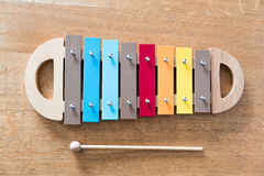 xylophone Imagens de Stock Royalty Free