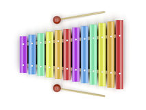 Xylophone Stock Image