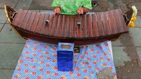 Xylophone, gamelan image stock